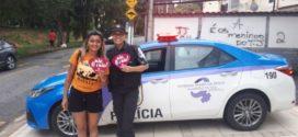 Patrulha Maria da Penha faz campanha contra assédio no Carnaval