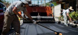 Prefeitura  conclui primeira fase de  recapeamento asfáltico no Retiro