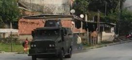 'Caveirão' já está em teste nas ruas de Angra