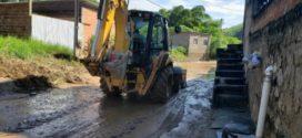 Barra Mansa se mobiliza mais uma vez para minimizar prejuízos causados pelas chuvas