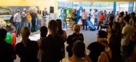 Programa 'Orgulho de Volta' entrega escola revitalizada no bairro Vila Rica- Três Poços
