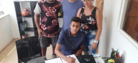 Jogador de Porto Real vai defender o Itumbiara de Goiás