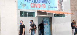Angra tem 74% de leitos da rede pública ocupados por pacientes Covid-19