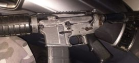 Disque Denúncia leva polícia a apreender fuzil AR 15 na Lambicada