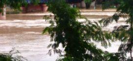 Nível do Rio Paraíba sobe e deixa Defesa Civil de Volta Redonda de prontidão