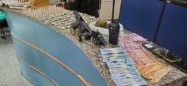 PM detém três suspeitos de tráfico em Barra Mansa