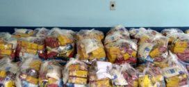 Alunos da rede municipal de Resende recebem cestas básicas a partir desta quinta-feira