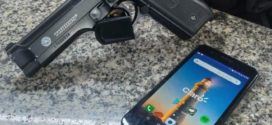Suspeito de roubar celular em doceria é preso pela PM em Volta Redonda