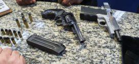 PM prende dois homens suspeitos de roubo a carro em Barra Mansa
