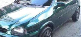 PM tem carro furtado em Volta Redonda