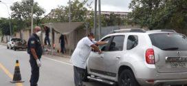 Porto Real instala barreiras sanitárias nos acessos da cidade
