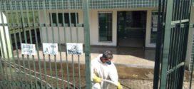 Volta Redonda amplia serviços de sanitização nas unidades de saúde
