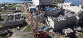 Complexo nuclear de Angra dos Reis recebe módulos para armazenar combustível nuclear usado
