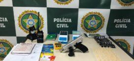 Polícia Civil prende dois homens suspeitos de homicídio no bairro Retiro