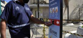 Saae de Barra Mansa implanta 11 postos para higienização das mãos durante pandemia de Covid-19