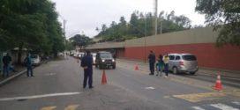 Barreiras de fiscalização são suspensas nas entradas de Barra Mansa