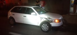 Motorista alcoolizado é detido após acidente na BR-393