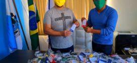 Educação recebe mil máscaras de proteção contra Covid-19 em Mangaratiba