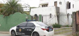 Pezão é alvo de operação da Polícia Civil, que já tem dois presos