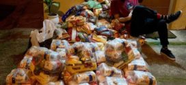 Professor de skate arrecada cestas básicas para 100 famílias de Volta Redonda