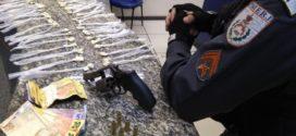 Suspeito de atacar equipe da PM é preso em Barra Mansa