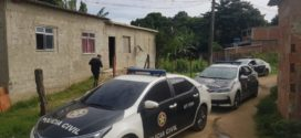 Homem suspeito de tentativa de feminicídio em Valença, é preso em Japeri
