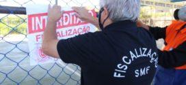 Prefeitura interdita áreas de lazer a pedido de moradores do Roma
