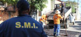 Serviço de manutenção é intensificado em Volta Redonda durante o fim de semana