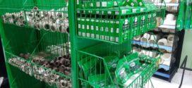 Supermercado inaugura loja interna de material de construção em Barra Mansa