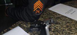 Suspeito de tráfico é preso após troca de tiros e tentativa de suborno em Resende