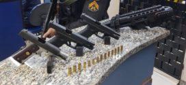 Confronto durante festa clandestina  teve quase 100 tiros disparados