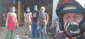 Comerciante de Piraí doa quatro mil máscaras de tecido
