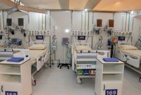 Apesar de avanço da Covid-19, Rio descarta remontar hospitais de campanha