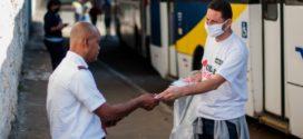 Mais de 60 mil máscaras são distribuídas à população de Volta Redonda