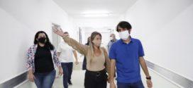 Centro Municipal de Saúde, no antigo Hospital Santa Margarida, deve ser inaugurado nesta terça-feira