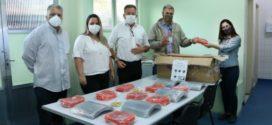 Hospital da Mulher de Barra Mansa conta com mais 300 protetores faciais