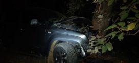 Idoso morre em acidente de carro na BR-354, em Resende