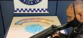 Dupla é presa por suspeita de tráfico e associação ao tráfico em Três Rios