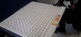 PM apreende adolescente com 300 pinos de cocaína em Paraíba do Sul