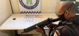 Dupla é presa por suspeita de tráfico em Três Rios