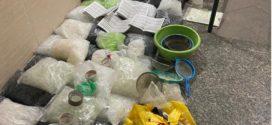 PM estoura refinaria de drogas em Volta Redonda