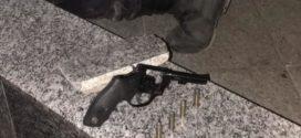 Jovem é preso por porte ilegal de arma em Três Rios