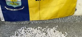 PM apreende 400 pinos de cocaína em Angra dos Reis
