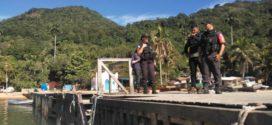 Grupamento Ambiental faz ações de fiscalização em ilhas de Angra dos Reis