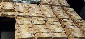 Valor apreendido em operação que prendeu ex-secretário de Saúde é de R$ 8,5 milhões