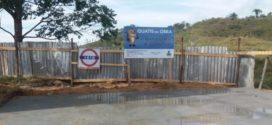 Quatis instala novo reservatório de água no bairro Bela Vista