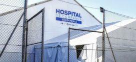 Justiça intima Witzel a manter aberto hospital de campanha