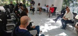 Barra Mansa promove encontro para debater campanha 'Sinal Vermelho para a Violência Doméstica'