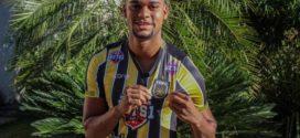 Voltaço confirma a contratação do atacante Daniel Ribeiro