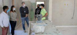 Prefeito de Barra Mansa visita obras de unidades de saúde